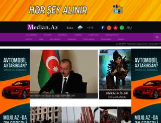 median.az screenshot