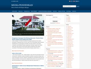mediapendidikan.info screenshot