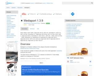 mediaport.updatestar.com screenshot