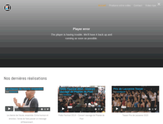 mediaprofil.ch screenshot