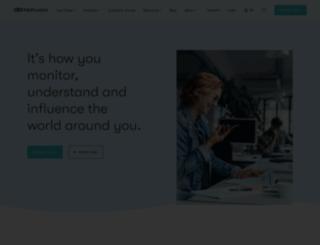 mediasift.com screenshot