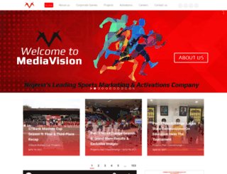 mediavisionlimited.com screenshot