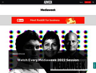 mediaweek.com screenshot