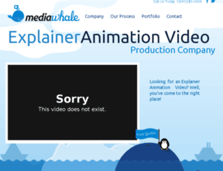 mediawhale.com screenshot