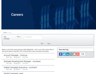 mediaworks.prevueapspro.com screenshot