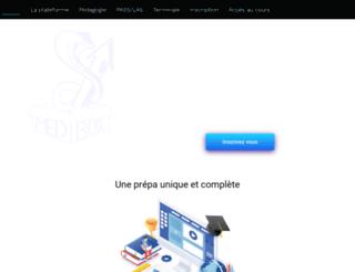 medibox-marseille.fr screenshot