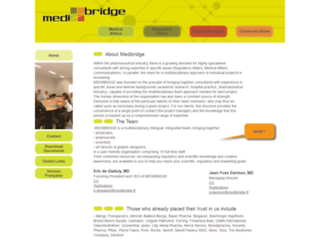 medibridge.fr screenshot