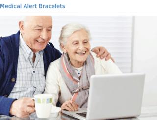 medicalalertbracelets.biz screenshot