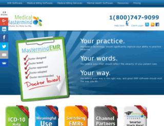 medicalmastermind.com screenshot
