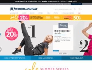 medicalscrubsmall.com screenshot
