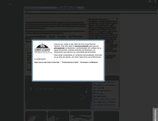 medicareespanol.fcso.com screenshot