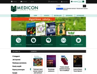 medicon.pl screenshot