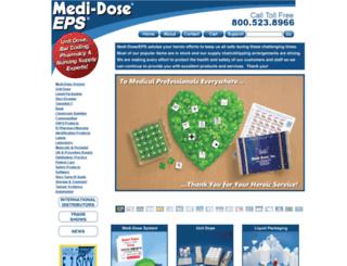 medidose.com screenshot