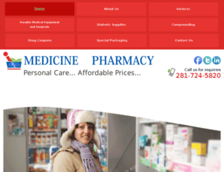 mediplusrx.com screenshot