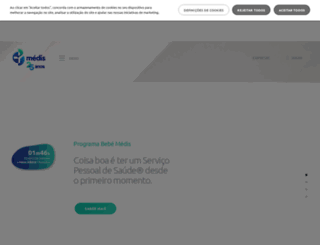 medis.pt screenshot