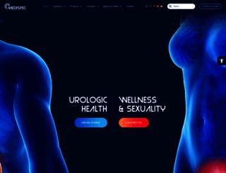 medispec.com screenshot