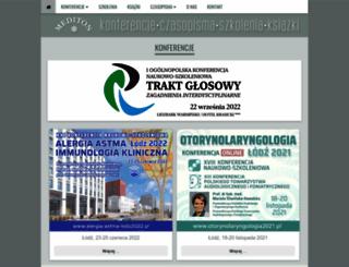 mediton.pl screenshot