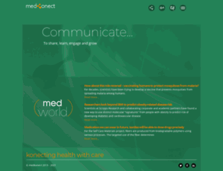 medkonect.com screenshot