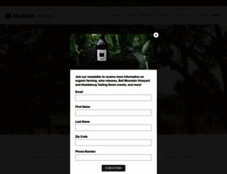 medlockames.com screenshot