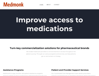 medmonk.com screenshot