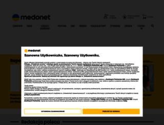 medonet.pl screenshot
