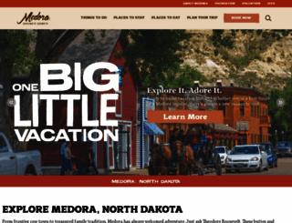 medora.com screenshot