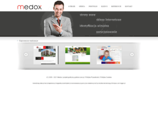 medox.home.pl screenshot