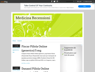 medrecensioni.over-blog.it screenshot