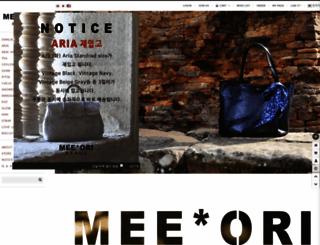 meeori.com screenshot