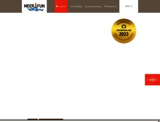 meerfun.de screenshot