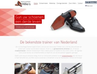 meesterschoenmakers.nl screenshot