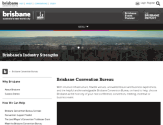 meetinbrisbane.com.au screenshot