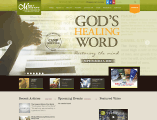meetministry.worldsecuresystems.com screenshot