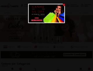 megacharme.com.br screenshot