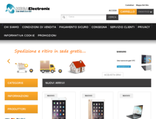 megaelectronix.it screenshot