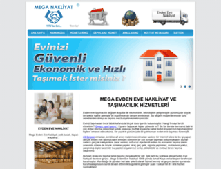 megaevdeneve.com screenshot