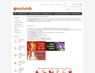megafengshuishop.com screenshot