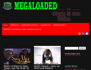 megaloaded.net screenshot