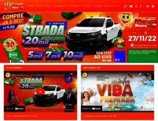 megamaniadasorte.com.br screenshot