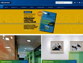 megamanuk.com screenshot