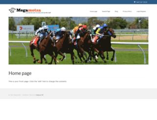 megamotza.com screenshot