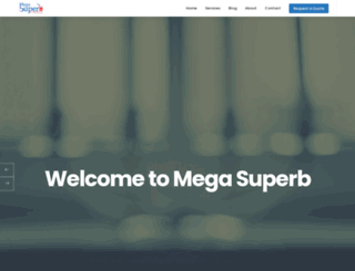 megasuperb.com screenshot