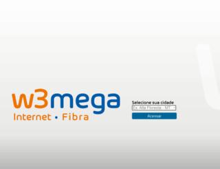 megavelocidade.com.br screenshot