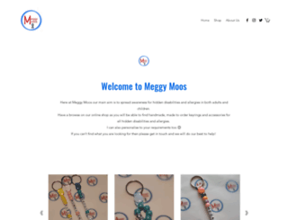 meggymoos.co.uk screenshot