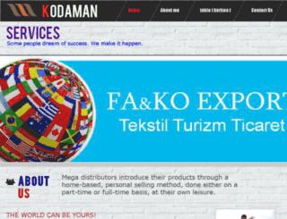 mehmeteminkodaman.com screenshot