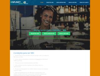 mei.com.br screenshot