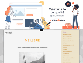 meillerie.com screenshot