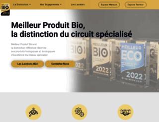meilleurs-produits-bio.com screenshot
