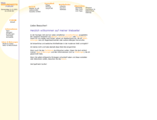 mein-gesundheitsforum.de screenshot