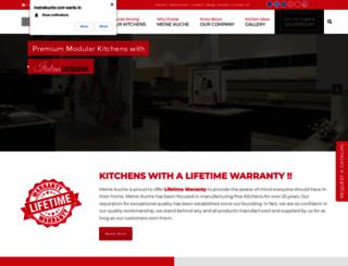 meinekuche.com screenshot